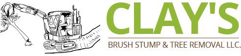 Clay's Brush Stump & Tree Removal LLC.